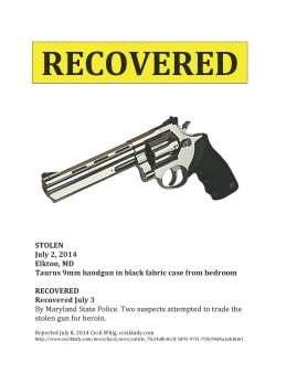Missing Gun Poster 14-12 copy