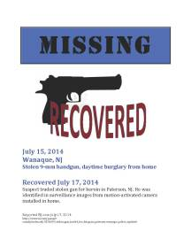 Missing Gun Poster 14-14 copy