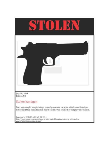 Missing gun poster 14-15 copy