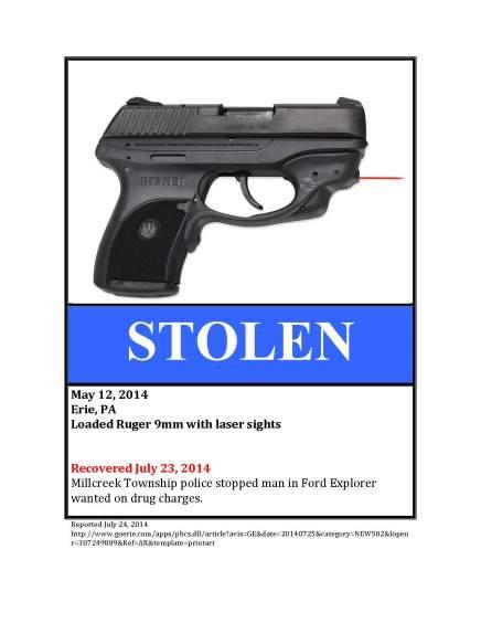 Missing gun poster 14-16 copy