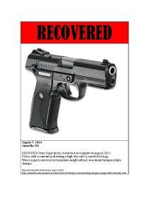 Missing gun poster 14-18 copy