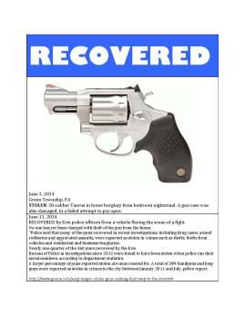 Missing gun poster 14-19 copy