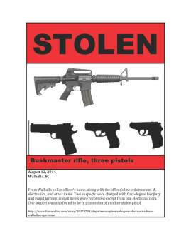 Missing Gun Poster 14-21 copy