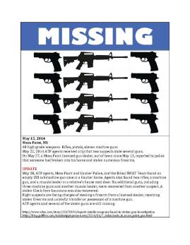 Missing gun poster 14-9 copy