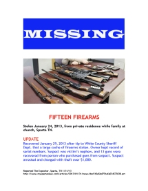 Missing Gun Poster-4 copy